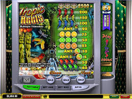 Tropic Cocktail™ Slot Machine Game to Play Free in Playtechs Online Casinos